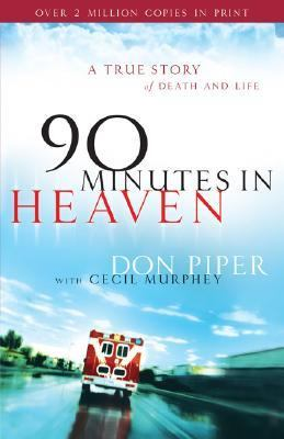 Cover of 90 Minutes in Heaven